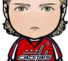 Nicklas Backstrom by rellicgin