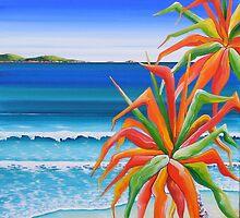 Pandanas Beach by steveart1