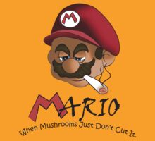 No Go Mario by Ajmdc