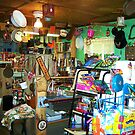 Inside Mountain Momma's General Store by RLHall