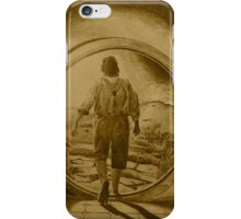 The Hobbit (Sepia) iPhone Case/Skin