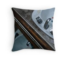 Painful Reflection Throw Pillow