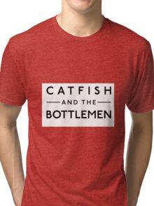 Catfish and The Bottlemen (Logo) Tri-blend T-Shirt