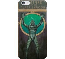 Creature from the Black Lagoon - Nouveau iPhone Case/Skin