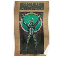 Creature from the Black Lagoon - Nouveau Poster