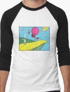 The Mind Men's Baseball ¾ T-Shirt