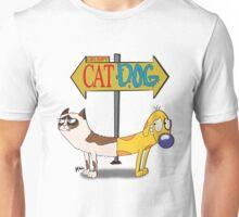 Grumpy Cat Dog Unisex T-Shirt