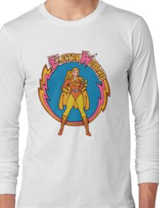 Electra Woman Long Sleeve T-Shirt