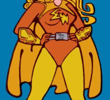 Electra Woman Sticker