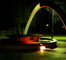 Keith Water Feature by Biggzie