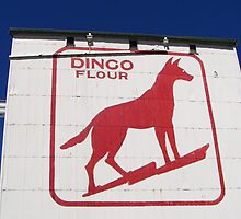 red dingo flour mill by pictorials  :)