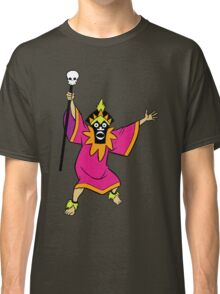 Scooby Doo Witch Doctor Villain Classic T-Shirt