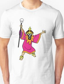 Scooby Doo Witch Doctor Villain T-Shirt