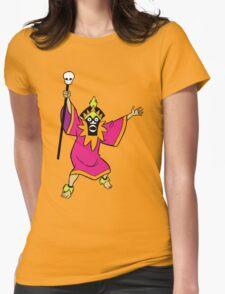 Scooby Doo Witch Doctor Villain Womens T-Shirt
