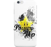 Power Up iPhone Case/Skin