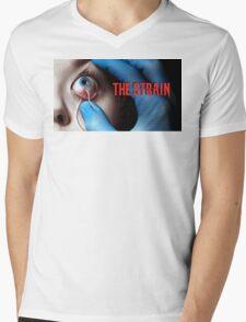 The Strain Mens V-Neck T-Shirt