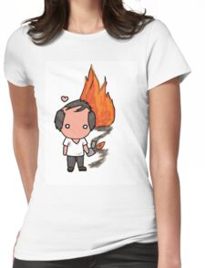 Chibi Trevor Philips Womens Fitted T-Shirt