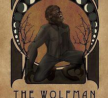 Wolfman Nouveau by Hallowette