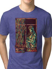 A window of Love Tri-blend T-Shirt