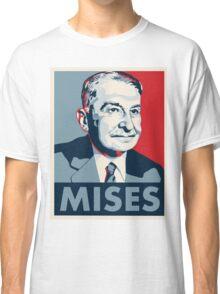 Ludwig von Mises Classic T-Shirt