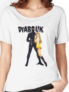 Danger Diabolik Women's Relaxed Fit T-Shirt