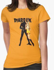 Danger Diabolik Womens T-Shirt