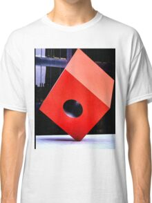 Red Cube Classic T-Shirt