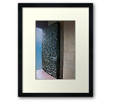 Doorway To Heaven Framed Print