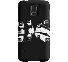 Adobe® Designer Suite—White Samsung Galaxy Case/Skin