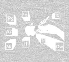 Adobe® Designer Suite—White by eHigdon