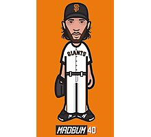 MadBum 40 Photographic Print