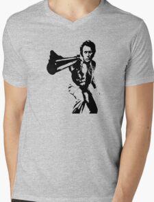 Dirty Harry Mens V-Neck T-Shirt