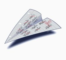 Paper Airplane 15 Kids Clothes