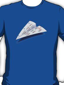Paper Airplane 15 T-Shirt