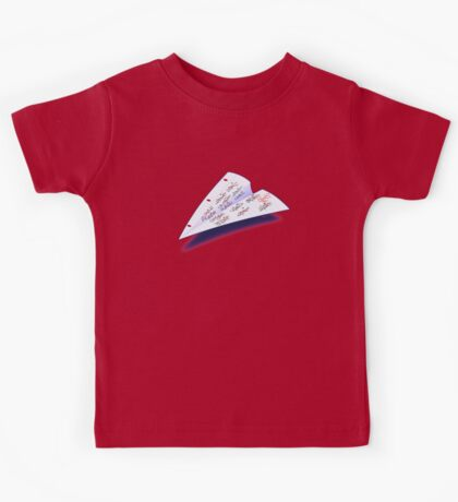 Paper Airplane 15 Kids Tee