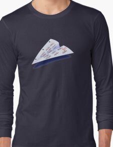 Paper Airplane 15 Long Sleeve T-Shirt
