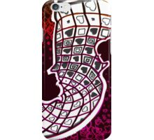 Hearts and diamonds iPhone Case/Skin