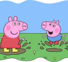 peppa pig  by mephystopheles