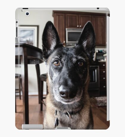 Elke Stand iPad Case/Skin