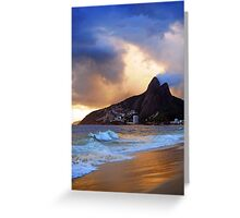 Ipanema Greeting Card