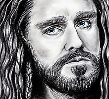 Richard Armitage as THORIN by jos2507