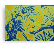 Ocean Abundance Canvas Print