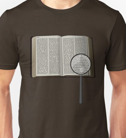 His Word Must Be Done..... T-Shirt