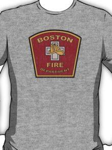 Boston Fire Department T-Shirt