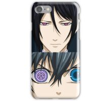 One Hell of a Butler iPhone Case/Skin