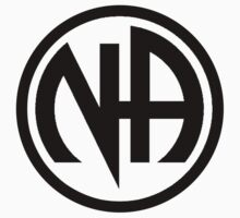 Narcotics Anonymous Black by narcanon