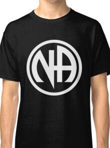 Narcotics Anonymous White Classic T-Shirt
