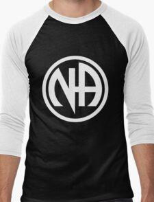 Narcotics Anonymous White Men's Baseball ¾ T-Shirt