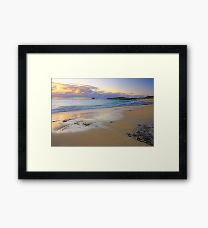 Safety Bay - Western Australia  Framed Print