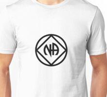 Symbol and Name Black Unisex T-Shirt
